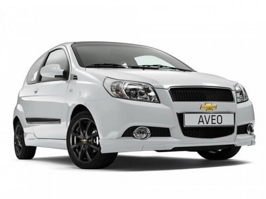 Groupe CHEVROLET AVEO 1.4 (o Similar)