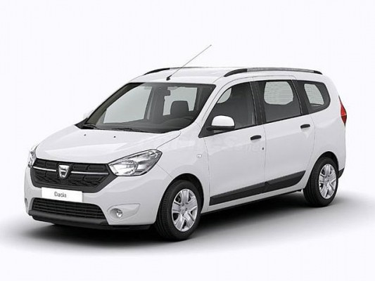 Groupe DACIA LODGY 7 PAX 1.6 (O SIMILAR)