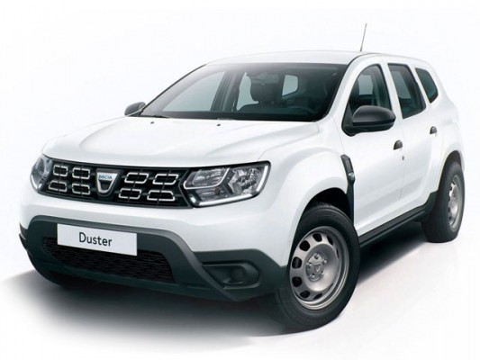 Groupe DACIA DUSTER 1.6 4x2