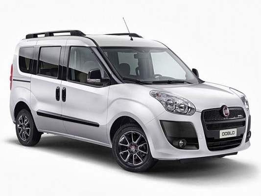 Fiat Doblo Panorama 7 Pax (or Similar)  Group